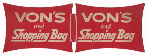 Vons Needle Book