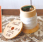 Wooden Thread Spool Trinket Box-Natural