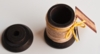 Wooden Thread Spool Tricket Box-Brown