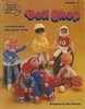 Doll Shop-Crochet Dolls With Plastic Heads