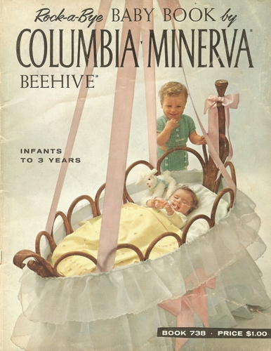 Columbia Minerva Rock-a-Bye Baby Book