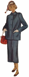 **50% OFF!** Vintage Sewing Patterns For Outfits, Suits & Coats Pre 1960