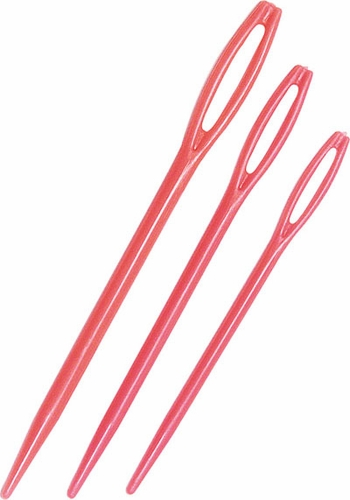 Plastic Yarn Needles
