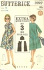 Butterick 3227 Beach Dress, Bust 34""