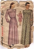 """Simplicity 2210 Nightgown, Bust 36"""""""