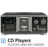 CD Players & Recorders