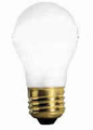 Ushio - 1003214, 15W A-15/CL/20, 20000 Hr, Lamp, Light Bulb