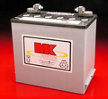 MK - 8A22NF T881 AGM Battery 12 Vs 55 Amp Hours 20 Hours Dimensions 9.38-L 5.5-W 5.5-H 39-Lbs