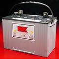 MK - 8A27 DT or T876 AGM Battery 12 Vs 92 Amp Hours 20 Hours Dimensions 12.75-L 6.75-W 6.75-H 63-Lbs