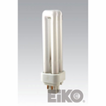Cf Lamps Quad Tube Cfl, Lamps And Light Bulbs - Eiko Lamps