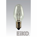 Incandescent C Shaped, Lamps And Light Bulbs - Eiko Lamps