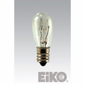 Incandescent S Shaped, Lamps And Light Bulbs - Eiko Lamps