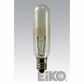 Incandescent T Shaped, Lamps And Light Bulbs - Eiko Lamps