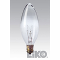 Incandescent Torpedo Decorative, Lamps And Light Bulbs - Eiko Lamps