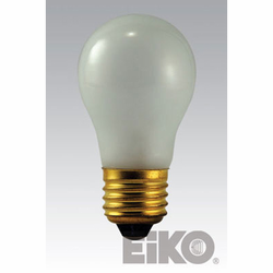 Incandescent Vibration Resistant Fan Bulb, Lamps And Light Bulbs - Eiko Lamps