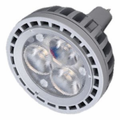 Eiko LEDP-3W/MR16/830 MR16 3.5W Power LED 12V DC GU5.3 80+ CRI 3000K 38 Degree Light Bulb