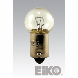 Miniatures G-4 1/2 Miniature Bayonet, Lamps And Light Bulbs - Eiko Lamps