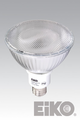 Eiko PAR38/23/50K - Cfli Light Bulb, Fluorescent PAR38 23W 120V 5000K E26 Base, 031293015310.