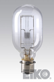 Eiko DMX - Light Bulb, 120V 500W T-20 P28s Base