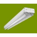 Howard Ligthing FSR84432AHEMV000000I - FSR8 Fluorescent Retrofit Strip, 8-foot, 4.25 Wide, 4 Lamp 32W T8 (2 4` Retrofit Covers, High Ballast Factor High Efficiency Multi Volt Ballast, No FIO`s, w/o Power Cord,Individual Carton