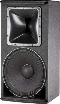 JBL AM5215/26-WH Medium Power 15 2-Way Full-Range Loudspeaker System.