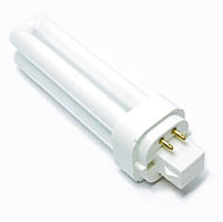 Ushio 3000159 Ushio - Light Bulbs Lamps - CF13DE/827, Double Tube