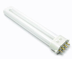 3000171 Ushio - Light Bulbs Lamps - CF13SE/827, Single Tube