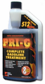 PRI-G 32-oz Stabilizer Treatment - Complete Gasoline fuel treatment treats 512 gallons