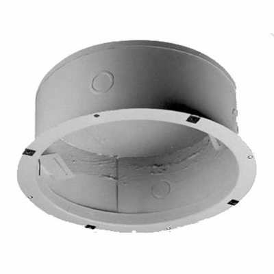 Electro-Voice EV 5184-E F.01U.117.960 - 0.6-ft� round back enclosure for 8-inch speaker, existing construction