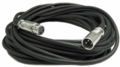 Hosa EBU-100 - AES/EBU Cable, Hosa XLR3F to XLR3M, 100 ft