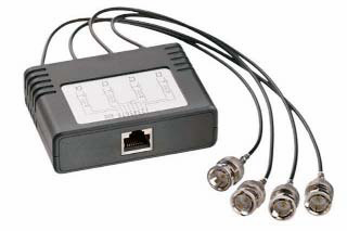 West Penn Accessories CN-4BNCPT 4 BNC Pigtail Transceiver West Penn Accessories Baluns.