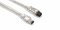 Hosa FIW-96-106 FireWire 800 Cable 6-pin to 9-pin 6 ft
