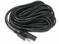 Hosa MHE-125 - Headphone Extension Cable, 3.5 mm TRS to 3.5 mm TRS, 25 ft