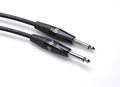 Hosa HGTR-020 Pro Guitar Cable REAN Straight to Same 20 ft 20 AWG.