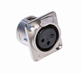 Hosa NC3FP-1 - Neutrik Connector, XLR3F