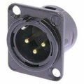 Hosa NC3MD-L-1 - Neutrik Connector, XLR3M