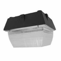 Howard Lighting 12x12CV-100-MH-4T - Howard Lighting Medium Canopy 12x12CV-100-MH-4T, 100W MH M90/E (Lamp included), 120/208/240/277V 60Hz