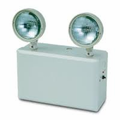 Howard Lighting HL0242 Emergency Light,White Case/Housing,Adjustable Optics,.