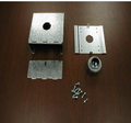 Howard Lighting - HF-PMK1 Pendant mount kit:Cover, box, anchor plate, screws and lock nuts