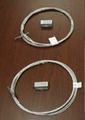 Howard Lighting - HF-WCH Wire cable hanging kit (2 pcs. per kit; 5-ft long)