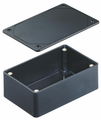 "Bud Industries CU-3281-MB - Plastic Boxes-CU series-Utilibox Style A-L5 X W3 X D2 - Utilibox-Style""A""-Tex Top/Brkt"