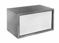 Bud Industries MD-1960 - Small Metal Electronics Enclosures-MD series-Futura Boxes-L13 X W7 X D8 - Futura Cabinet, 7 X 13 X 8