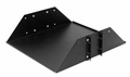 "SA-1766-MG Bud Industries - 19 inch Rack Shelves-SA series-Accessories 19"" Open Rack Shelf-L19 X W19 X D5 - Relay Rack Shelf-19""Ps, Vent"