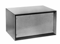 Bud Industries SB-2143 - Small Metal Electronics Enclosures-SB series-Shadow Cabinets-L6 X W16 X D9 - Shadow Cabinet