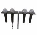 Microphone Stands Analog Audio