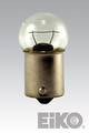 Eiko 81 - Light Bulb, 6.5V 1.02A/G-6 SC Bay Base