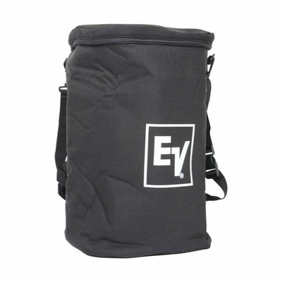 Electro-Voice EV CB1 F.01U.117.804 - zx1 carrying bag. includes shoulder strap and accessory pockets - two can be combined for carrying two speakers at once.