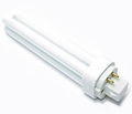 3000059 Ushio | 3000059 - Lamp Light Bulb - CF26DE/827, Double Tube - CF26DE/827, Double Tube, 048777249246