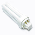 Ushio 3000235 - Lamp - Light Bulb CF13DE/865, Double Tube, 048777260166, CF13DE/865, Double Tube