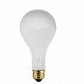 Ushio 1000266 ECT - PS-25, Frosted, 3200K Light Bulb